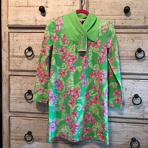 Lilly Pulitzer dress. Size 6-7 M New with tags NWT